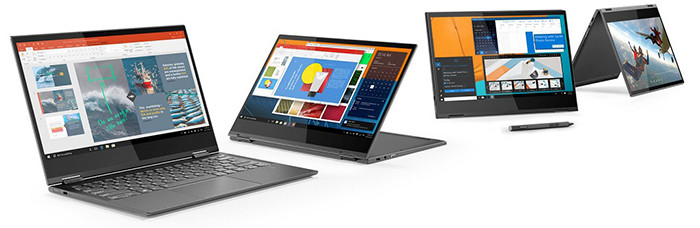 IFA 2018. Lenovo показала ноутбуки с ARM-процессором и экраном E Ink