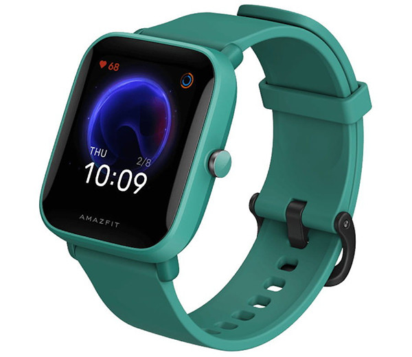В РФ приехали новые недорогие часы Amazfit Bip U Pro с GPS и функцией оценки уровня кислорода в крови