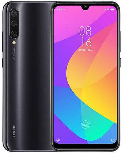 Xiaomi представила смартфон Mi A3 с чистой версией Android, AMOLED-экраном и батареей на 4000 мАч