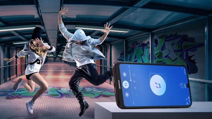 Бюджетный смартфон Huawei Y6 2019 получил необычную заднюю панель из экокожи