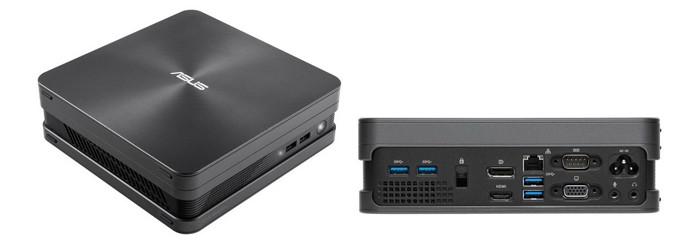 ASUS анонсировала вместительный мини-ПК VivoMini VC65R