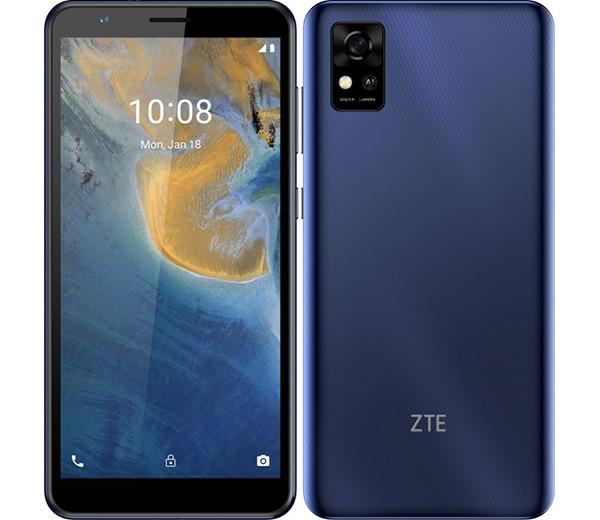 Бюджетный смартфон ZTE Blade A31 для рынка РФ получил поддержку NFC и HD-экран