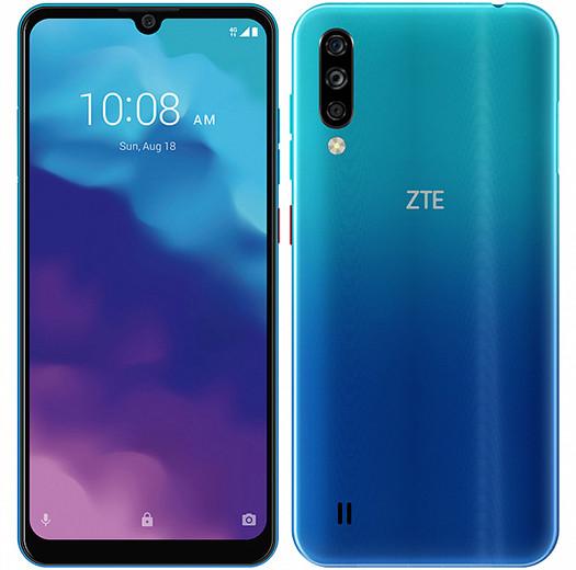 Премьера: Смартфон ZTE Blade A7 2020 с NFC, большим экраном и батареей на 4000 мАч оценили в 8 тысяч рублей